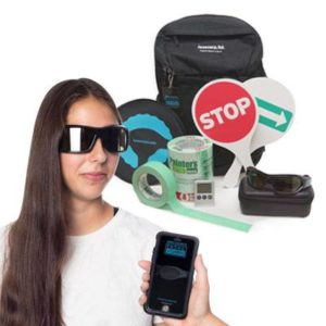 Consider this complete drowsy and distracted driving prevention program kit.