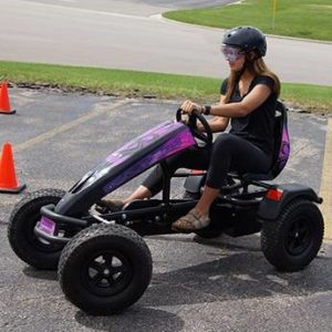 Drunk driving pedal karts can help educate the community on the dangers of driving under the influence.