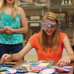 Hands-on activities can benefit an alcohol education program.