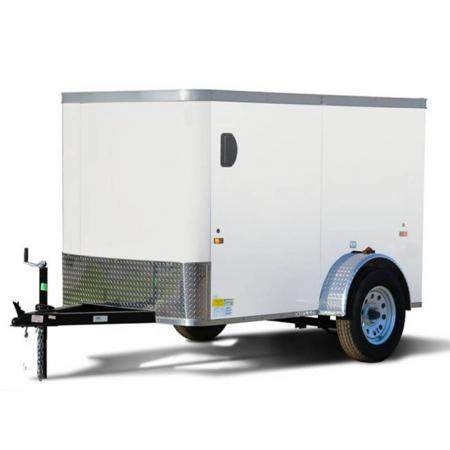 Need a safe and secure way to haul and store your SIDNE®? Use the SIDNE Impaired Driving Simulator Enclosed Trailer to store your SIDNE vehicle.