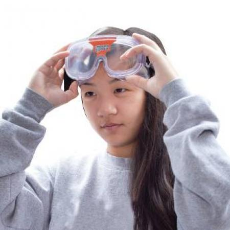 The Fatal Vision® Concussion Goggles simulate the debilitating effects of a traumatic brain injury (TBI).