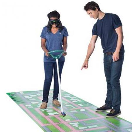 Use this marijuana impairment activity mat with your Fatal Vision® Marijuana Simulation Experience kits to add an additional hands-on activity to your drugged driving awareness program.