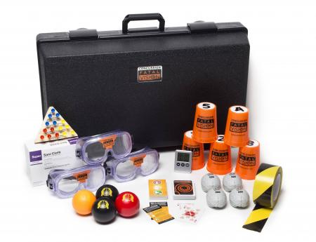 The concussion education and prevention campaign kit.