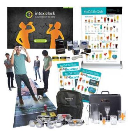 intoxiclock® Pro - Campaign Kit